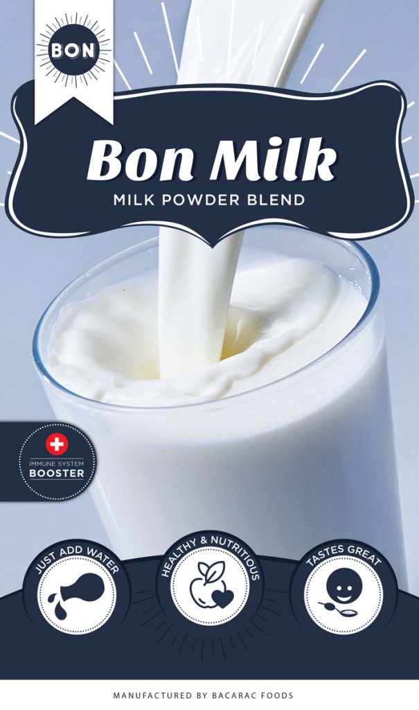 Bon Milk Powder Blend