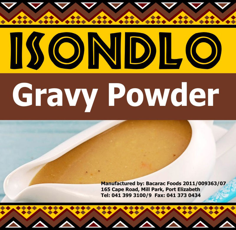 Isondlo Gravy Powder