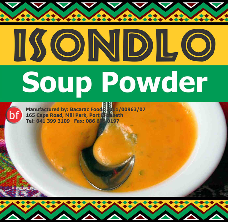 Isondlo Soup Powder