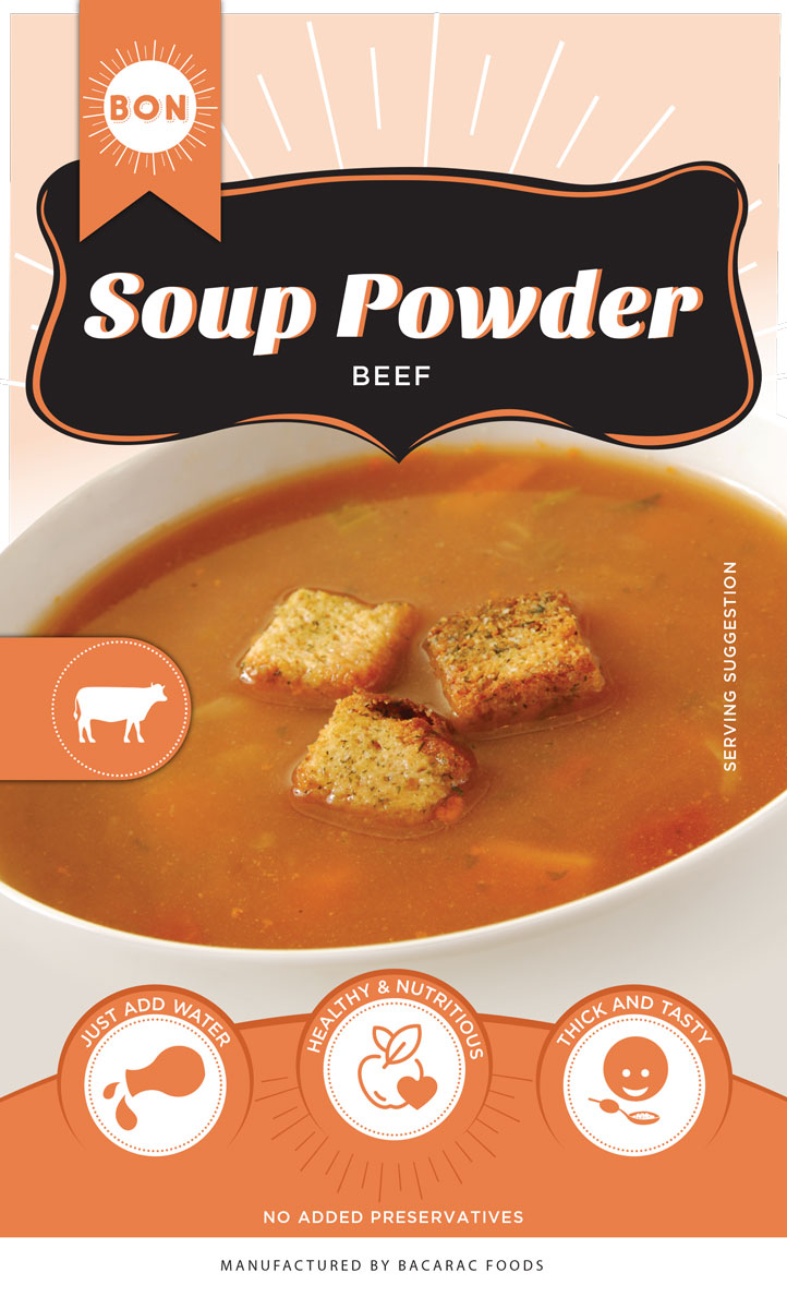Bon Soup Powder